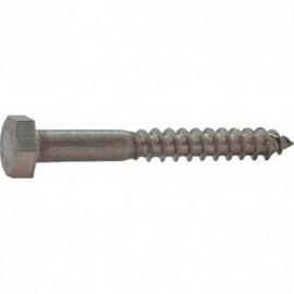 10 St Din1897 HSS Metaalboor kort 6.5x70mm