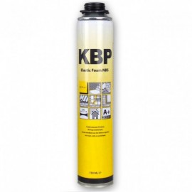 KBP ELASTIC FOAM NBS v. pistool 750ml