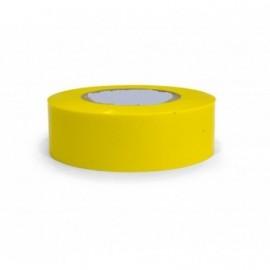 Isolatietape geel 15mmx10m1