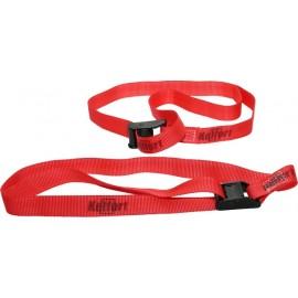 Spanband rood  25mmx2.5m set/2st