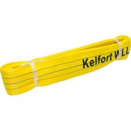 Kelfort Hijsband geel 4m - 3ton