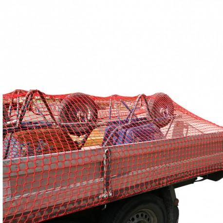 Aanhangwagennet 45x45mm 2.0x3.0m
