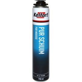 Kelfort NBS Purschuim v.pistool 750ml